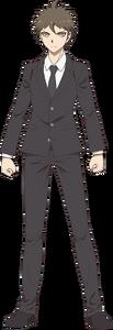 Danganronpa 3 - Fullbody Profile - Hajime Hinata