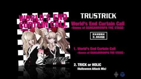 【楽曲試聴】「World's End Curtain Call」~「TRICK or HOLIC (Halloween Attack Mix)」TRUSTRICK
