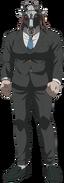 Danganronpa 3 - Fullbody Profile - Great Gozu