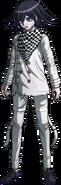 Danganronpa V3 Kokichi Oma Fullbody Sprite (14)