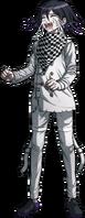 Danganronpa V3 Kokichi Oma Fullbody Sprite (13)