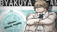 Danganronpa 2 Byakuya Togami (Imposter) English Game Introduction.png