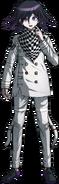 Danganronpa V3 Kokichi Oma Fullbody Sprite (34)