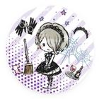 GraffArt Can Badge Kirumi Tojo