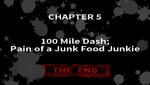 Danganronpa 1 CG - Chapter Card End (Chapter 5)