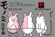 Danganronpa 2 Character Design Profile Monomi.png