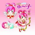 Danganronpa 1 Princess Piggles In-Game Art Assets