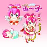 Danganronpa 1 Princess Piggles In-Game Art Assets.png