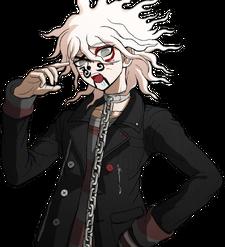 Nagito Komaeda The Servant Halfbody Sprite (8)
