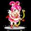 Princess Piggles figurine