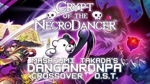 Danganronpa x Crypt of the Necrodancer Crossover OST by Masafumi Takada