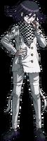 Danganronpa V3 Kokichi Oma Fullbody Sprite (16)