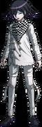Danganronpa V3 Kokichi Oma Fullbody Sprite (35)