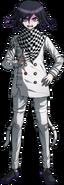 Danganronpa V3 Kokichi Oma Fullbody Sprite (43)