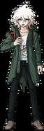 Nagito Komaeda Fullbody Sprite (7)
