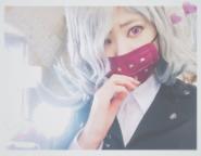 Danganronpa 3 THE STAGE Saki Funaoka selfie in costume as Seiko Kimura (1)