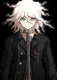 Nagito Komaeda The Servant Halfbody Sprite (1)