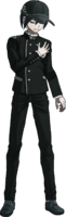 Danganronpa V3 Shuichi Saihara Fullbody Sprite (Hat) (38)