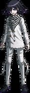 Danganronpa V3 Kokichi Oma Fullbody Sprite (12)