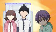 Chiaki and Hajime Tonikaku Kawaii