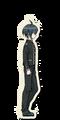 Danganronpa V3 Shuichi Saihara Death Road of Despair Sprite 02