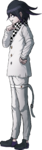 Danganronpa V3 Kokichi Oma Fullbody Sprite (Debate Scrum) (3)