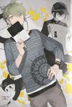 Manga Illustration - New Danganronpa V3 Minna no Koroshiai Shin Gakki Comic Anthology (1)