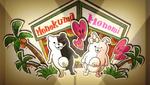 Danganronpa 2 Wizard of Monomi Design Sketches and Assets (1)