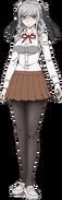 Peko Pekoyama Profil Danganronpa 3