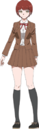 Danganronpa 3 - Fullbody Profile - Mahiru Koizumi