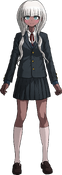 Danganronpa V3 Angie Yonaga Fullbody Sprite (High School Uniform) (1)
