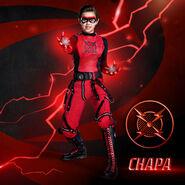 Chapa costume