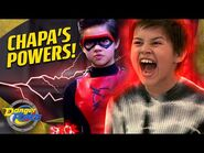 EVERY Time Chapa Has Used Her Powers! - Danger Force