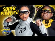 Brother & Sister Super Powers! Every Mika + Miles Powers - Danger Force