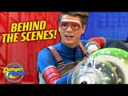 Behind The Scenes Of The New Danger Force Episode! (Omega Weapon Is Back?!) - Danger Force