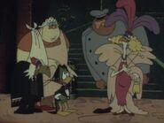 Count Duckula - Manhattan Duck