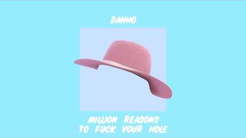 Danho - Million Reasons (To Fuck Your Hole) (Audio)