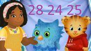 .028 Daniel Tiger O The Owl Teacher Harriet & Zachary