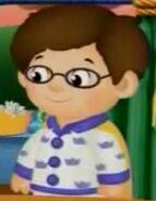 Prince wednesday in pajamas