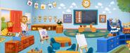 School-interior