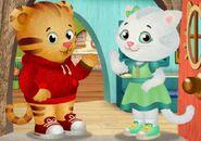 .028 Daniel Tiger Katerina Kittycat & Zachary 28 24 28 25 22 20