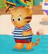 Daniel beach clothes