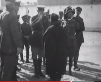 Italian brigader a jerusalem