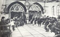 Ben Zakai 1893 cham basho