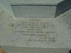 PikiWiki Israel 5353 first world war memorial in tel-aviv