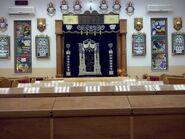 Synagogue Edot HmizrachTorat Moshe Barnea Ashkelon 11