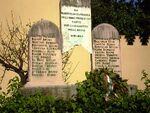 Monument for fallen jews in ww1