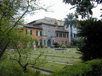 Orto botanico di Pisa 3