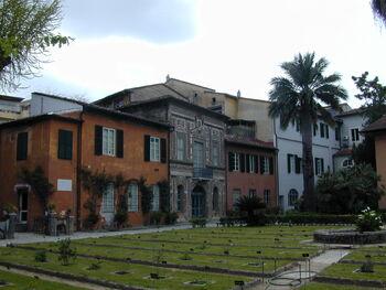 Orto botanico di Pisa 1