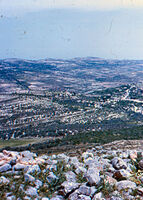 View of Shomron from Skeikh Shala